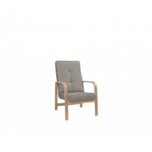 Tomas fotelis pilkas 1-500x500