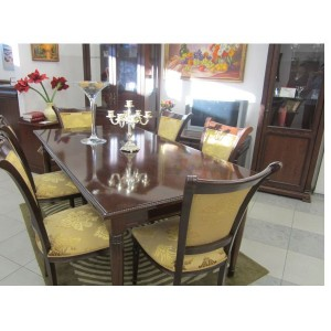 stalas+6 kėdės